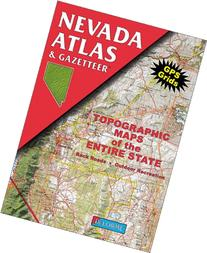 Nevada Atlas & Gazetteer