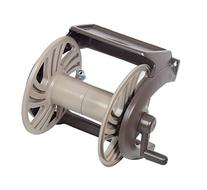 NeverLeak Poly Wall Mount Hose Reel and Tray with 225-Foot
