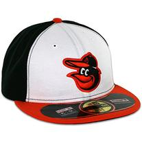 MLB Baltimore Orioles Home AC On Field 59Fifty Fitted Cap,