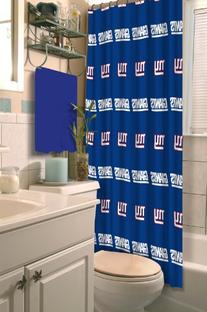 Northwest NOR-1NFL903000081RET New York Giants NFL Shower