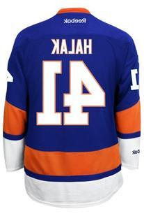 New York Islanders Jaroslav HALAK #41 Official Home Reebok
