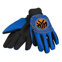 New York Knicks Official NBA Sport Utility Work Gloves by