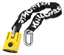Kryptonite New York Legend 1590 Chain Bicycle Lock with New