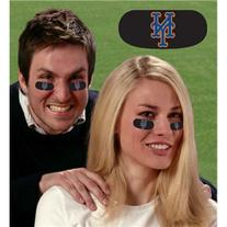 Party Animal New York Mets Official Eye Black Strips