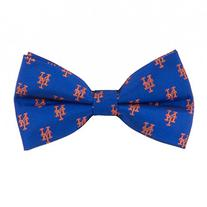 New York Mets MLB Bow Tie
