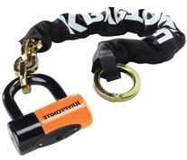 Kryptonite New York Noose 1275 Chain Bicycle Lock with