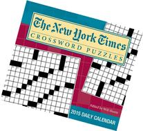 The New York Times Crossword Puzzles 2015 Day-to-Day
