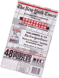The New York Times: Crossword Companion Roll-A-Puzzle