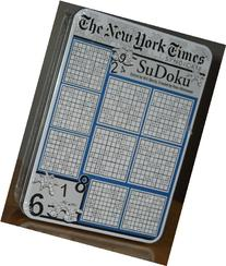 The New York Times Syndicate SuDoku Puzzle - 2 Puzzles in 1
