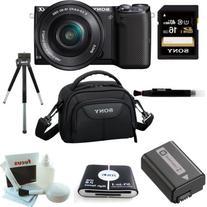 Sony NEX-5TL/B 16.1MP Compact Interchangeable Lens Digital