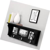 Kiera Grace Riley Wall Shelf and Picture Collage with 3