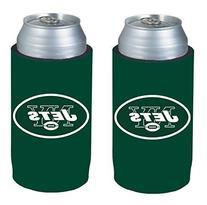 NFL 2013 Football Ultra Slim Beer Can Holder Koozie 2-Pack