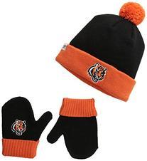 NFL Cincinnati Bengals Toddler '47 Brand Bam Bam Cuff Knit