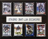 NFL All-Time Greats Plaque, Denver Broncos