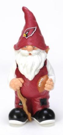 NFL Arizona Cardinals Garden Gnome