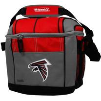 NFL Atlanta Falcons 24 Can Soft Sided Carry Coleman Cooler