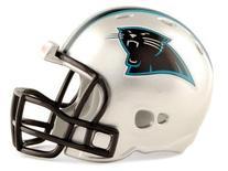 NFL Riddell Carolina Panthers Pocket Pro Micro Helmet -