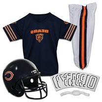 Franklin Sports NFL Chicago Bears Deluxe Youth Uniform Set,