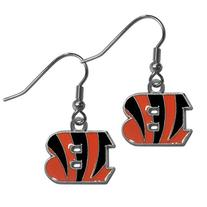 NFL Cincinnati Bengals Dangle Earrings