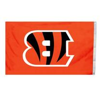 NFL Cincinnati Bengals Flag with Grommetts, 3 x 5-Feet