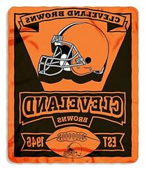 The Northwest Company NFL Cleveland Browns Marque Printed