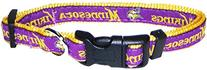 NFL Standard Collar, Minnesota Vikings, Large