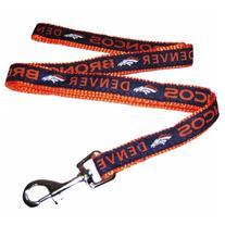 Pets First NFL Denver Broncos Pet Leash, Large