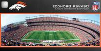 MasterPieces NFL Denver Broncos Stadium Panoramic Jigsaw