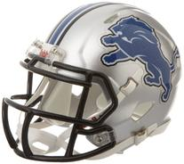 Riddell NFL Detroit Lions Revolution Speed Mini Helmet