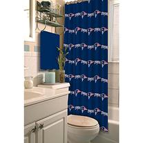 NFL New England Patriots Decorative Bath Collection - Shower