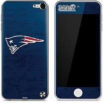 NFL New England Patriots iPod Touch  Skin - New England