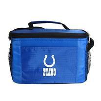 New NFL Football 2014 Team Color Logo 6 Pack Lunch Bag