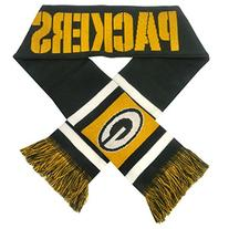 NFL Green Bay Packers 2012 Team Stripe Scarf