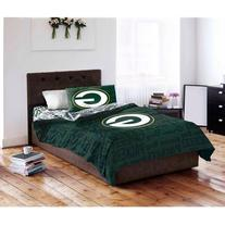 NFL Green Bay Packers Bedding Set, QUEEN