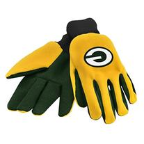 NFL Green Bay Packers Work/Utility Gloves, One Size, Team