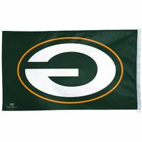 NFL Green Bay Packers 3-by-5 foot Logo Flag