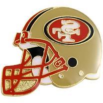 NFL San Francisco 49ers Helmet Pin