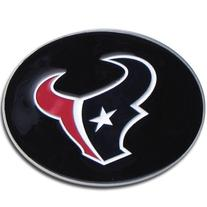 NFL Houston Texans Logo Buckle