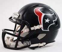 NFL Houston Texans Replica Mini Football Helmet