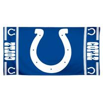 NFL Indianapolis Colts 30 by 60 Fiber Reactive Beach Towel