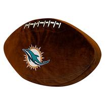 The Northwest Company NFL Miami Dolphins 3D Sports Pillow