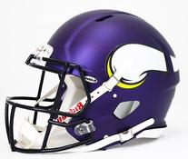 NFL Minnesota Vikings Speed Authentic Helmet