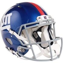 New York Giants Riddell Speed Full Size Authentic Football