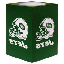 NFL New York Jets Square Flameless Candle