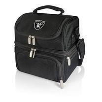 NFL Oakland Raiders Digital Print Pranzo Personal Cooler,