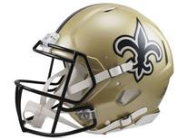 NFL New Orleans Saints Speed Authentic Football Helmet