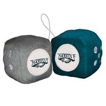 NFL Philadelphia Eagles Fuzzy Dice
