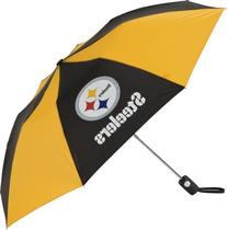 NFL Pittsburgh Steelers Auto Folding Umbrella