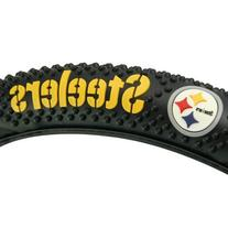NFL Pittsburgh Steelers Massage Grip Steering Wheel Cover,