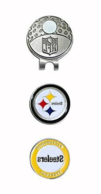 NFL Pittsburgh Steelers Cap Clip With 2 Markers